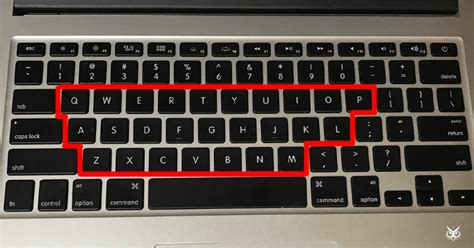 qwerty layout origin the reason why the letters on a keyboard are in scrambled