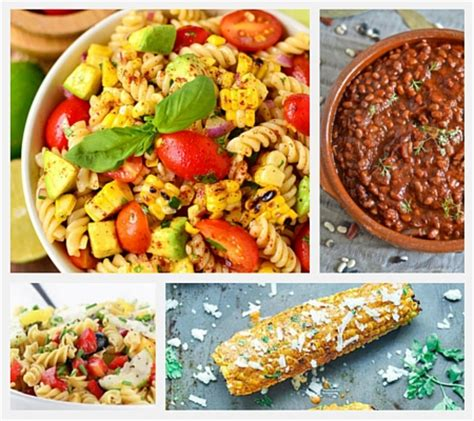 backyard bbq side dishes the ultimate collection of summer bbq recipes recipechatter