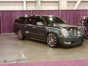 2008 Cadillac Esv Fatboycustoms 2008 Cadillac Escalade Esv Specs Photos