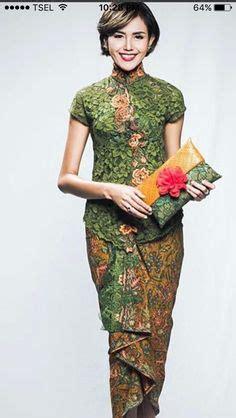 Atasan Blouse Muslim Wanita Dress Bagus Modern Ah00033 Murah Grosir contoh model kebaya bali brokat kebaya