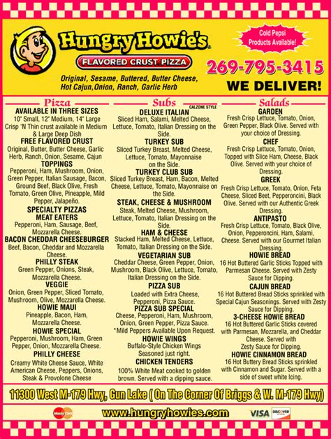 Hungry Howies Gun Lake, Middleville, MI 49333 8429