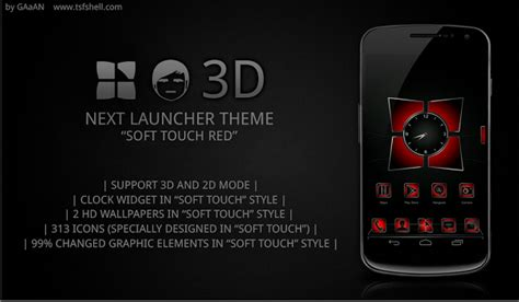 next launcher latest full version apk next launcher theme soft red apk v5 1 full version