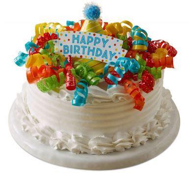 birthday party ice cream cake marble slab houston