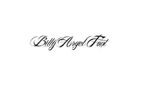 tattoo fonts billy argel 30 best fonts for designers 2017 wpaisle