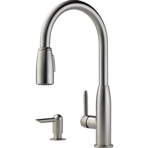 pull out kitchen faucet parts kitchen faucets at lowes kenangorgun com