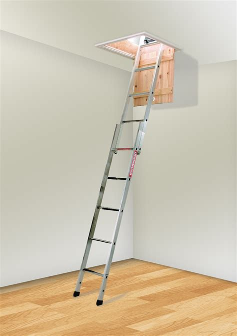 3 Section Loft Ladders Uk by Loft Ladders The Loft Ladder Company