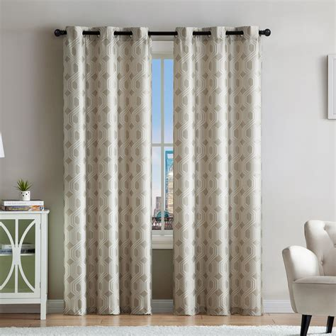 grommet blackout drapes curtain astonishing blackout grommet curtains living room