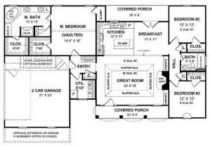 Floor Plans For Homes One Story Single Story Open Floor Plans Open Floor Plans For One