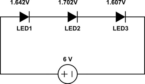led diode drop led diode voltage drop 28 images world technical light emitting diode how to get started