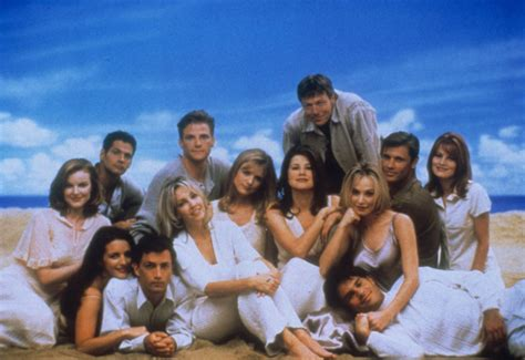Unauthorized Melrose Place Cast Photo Revealed Thepophub Com Cast Of The With The