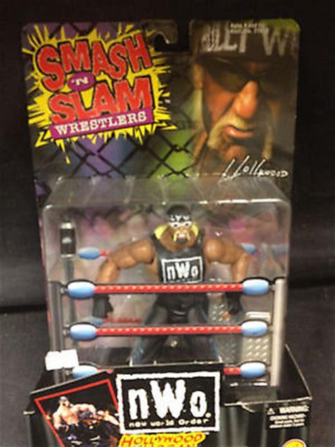 smash n slam figures wcw smash n slam figure biz