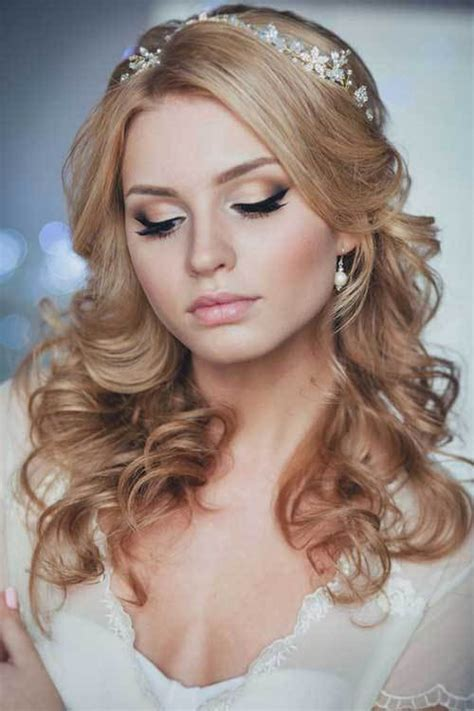 25 half updo wedding hairstyles crazyforus