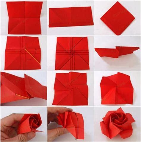 cara membuat bunga mawar dari kertas origami youtube diy membuat beberapa jenis bunga mawar dari kertas gt do it