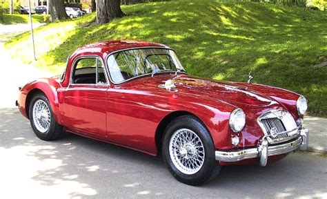 1958 mga coupe gentry automobiles