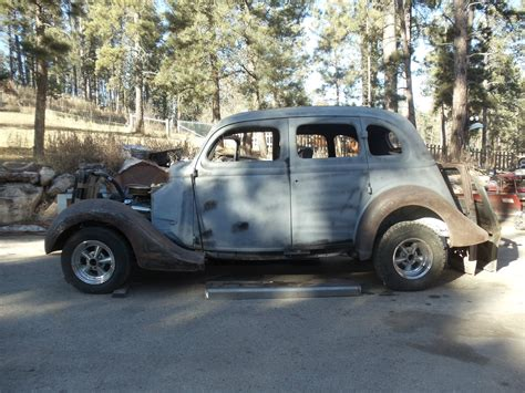 Ford Rod by 1935 Ford 4 Dr Sedan Rod Rat Rod Classic Ford Other