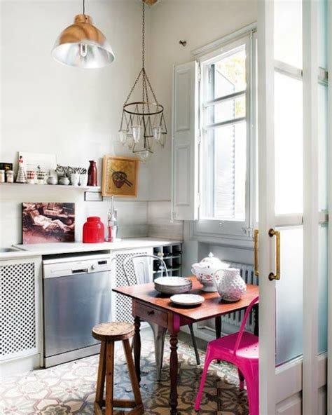 small but stylish kitchens pinterest cute small kitchen places spaces pinterest
