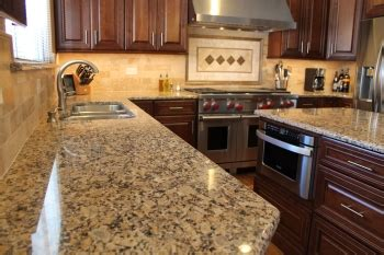 Engineered Granite Countertop by Countertop Installers Kenosha Wisconsin Granite