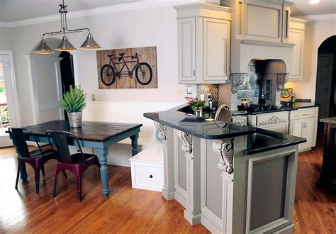 grey painted cabinets have you considered grey kitchen cabinets