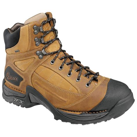 danner work boots s danner 174 6 quot instigator tex 174 steel toe brown