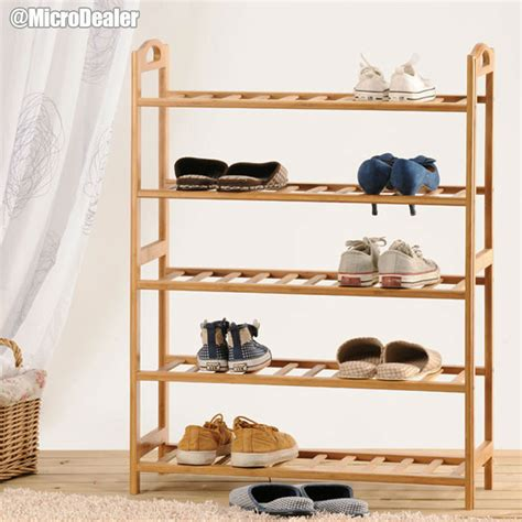 Handmade Shoe Rack - handmade bamboo door shoe rack recycled shoe shelf eco