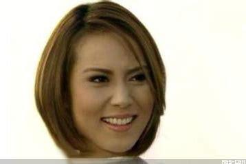 filipino artist with their hair short bagong look bagong bianca tagalog journal philippines