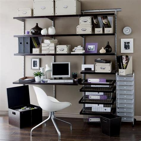 Shelves For Office Ideas How To Get A Modern Office Room Design