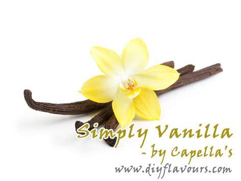 Capella 250ml Vanilla Flavor Repak simply vanilla concentrate by capella s