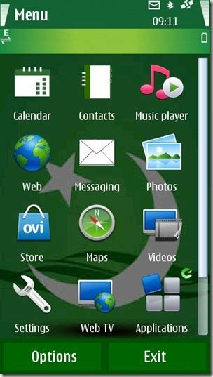 pk themes ringtone nokia commemorates pakistan day