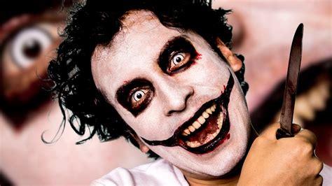 Imagenes De Halloween Hombres | maquillaje para halloween hombre quot jeff the killer