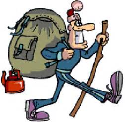 Rocket Axi Backpack Tas Ransel wisata murah di bandung tips untuk backpackers baru
