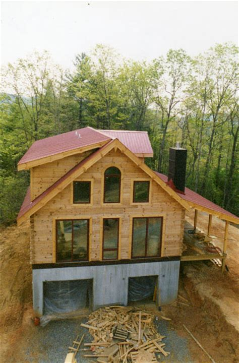 Barn A Carolina Dreambuild Inc Home Builders Wilkesboro Nc