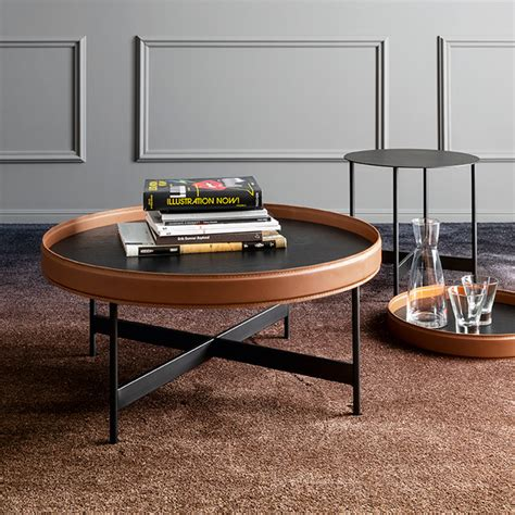 calligaris arena coffee table