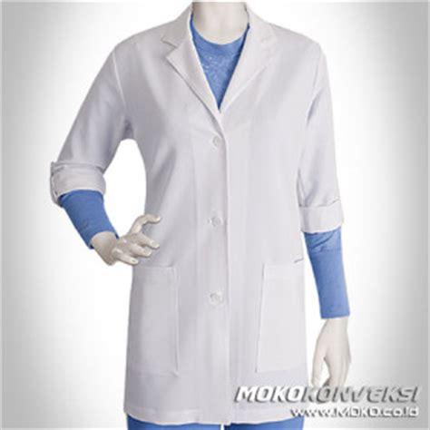 desain jas lab baju seragam moko uniform design production