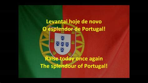 full version national anthem national anthem of portugal a portuguesa vocal and full