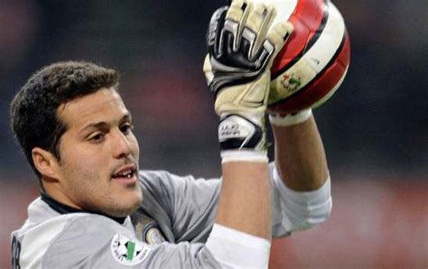 julio cesar portiere chions league 2011 2012 inter trabzonspor 0 1 le