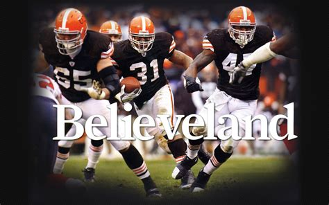 Cleveland Browns by National Football All Sim League Team Spotlight