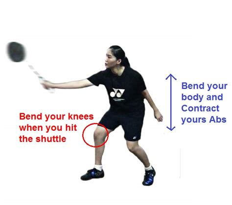 badminton swing technique badminton underarm clear step by step tutorial for beginners
