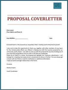 Rfp Cover Letter Exles by Cover Letter
