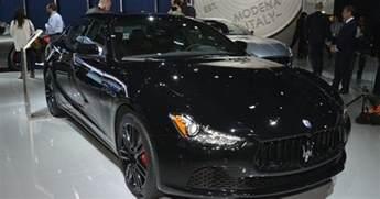 Maserati Ghibli Release Date 2019 Maserati Ghibli Nerissimo Rumor And Release Date