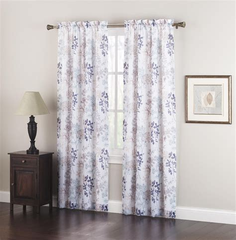 kmart com curtains colormate bengali printed sheer panel home home decor