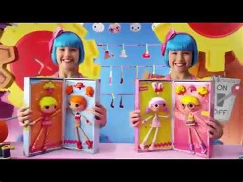 design a doll workshop lalaloopsy workshop dolls create your doll youtube