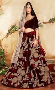 royal look velvet embroidered lehenga styling for brides