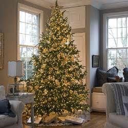 Decorated christmas tree southernliving