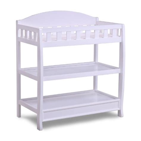 Cost Of Changing Table What Is The Price For Delta Children S Infant Changing Table With Pad White Avdaavdazfsxvd