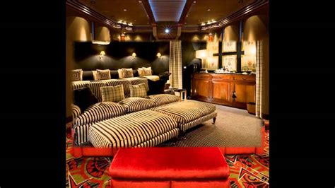 small home theater seating ideas youtube