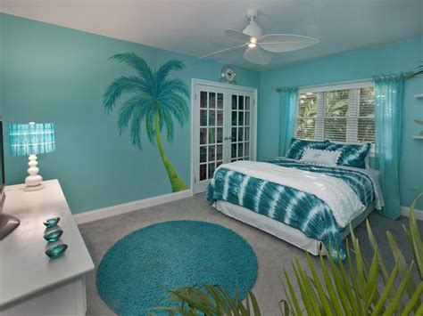 Beachy Room Decor 51 Stunning Turquoise Room Ideas To Freshen Up Your Home Lagoon Pool And Pool Waterfall