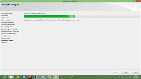 Kopi Server Gelas cara install sql server 2008 r2 2014