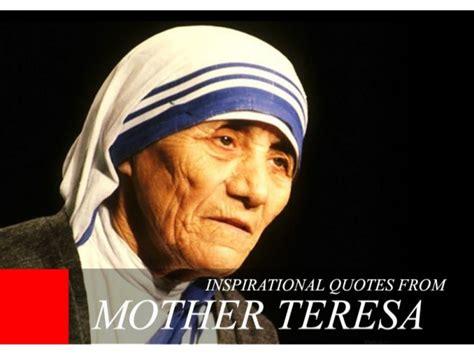 top 10 inspirational mother teresa quotes ohtoptens 10 inspirational quotes from mother teresa