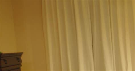 how to hem ikea curtains woohooie no sew hemming for ikea ritva curtains