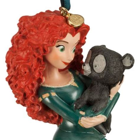 merida christmas ornament bemagical rakuten store rakuten global market disney disney us official merchandise merida